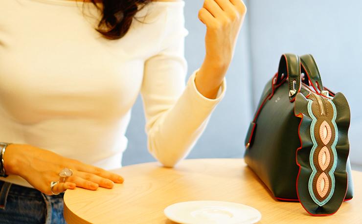 シーンやスタイルを問わないFENDIの万能バッグを教えて!