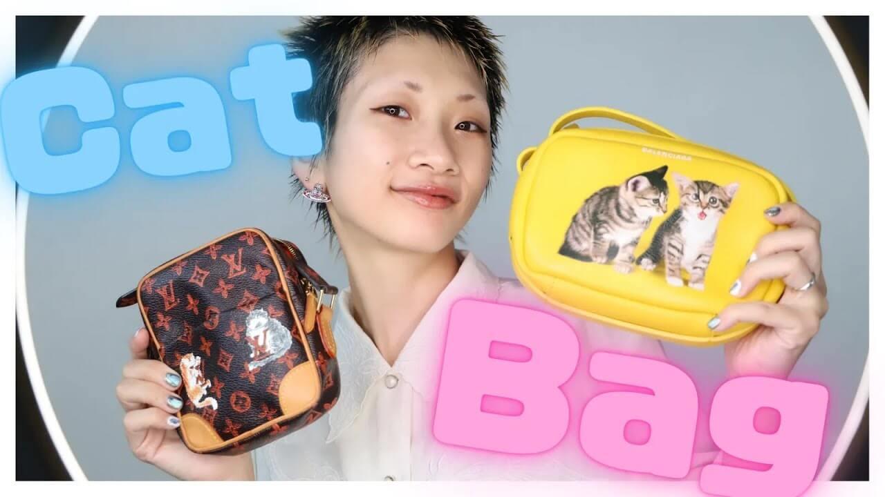 ネコ好きのためのおすすめブランドバッグ3選【Laxus】